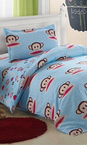 纯棉单人床被套被罩床单床上用品