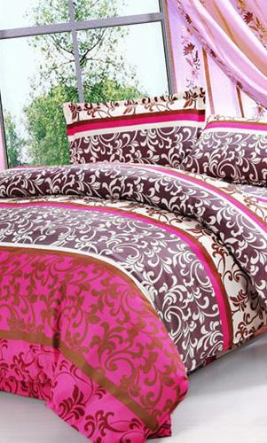 小孩小熊儿童卡通四件套床上用品被套床单枕套