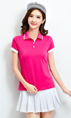 艾咪天使运动套装女夏季短裙羽毛球服教师园服