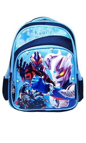 艾咪天使男童书包上学旅游专用铠甲勇士米奇儿童书包小学生1-3 4-6年级幼儿园