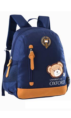 艾咪天使儿童书包2-6周岁男童双肩背包女童书包