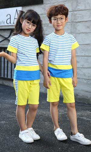 学生校服儿童服订制幼儿园园服AM17TZ041