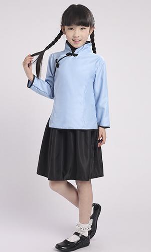 艾咪天使 民国风女装 民国风 中小学生服饰