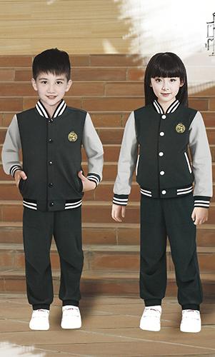 艾咪天使 运动校服 时尚英伦校服棒球服 套装