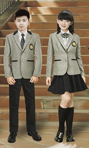 艾咪天使 西装校服 时尚英伦风经典校服  幼儿园 中小学 校服