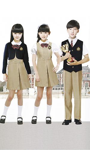 校服定制 幼儿园 小学生初中 高中校服 经典英伦风校服