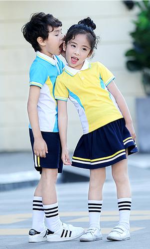 艾咪天使 运动会校服 时尚新颖校服 套装