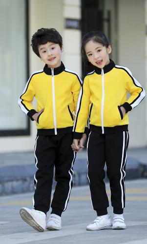 艾咪天使  2018 春 时尚运动套装 中小学幼儿园校服 班服 现货