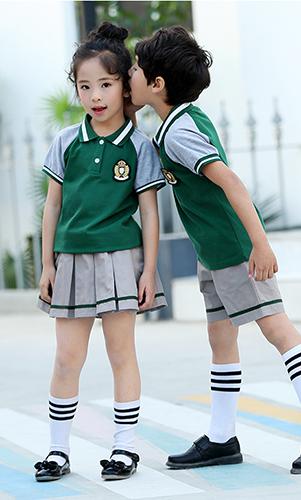 中小学幼儿园校服班服 幼儿园 园服看样来样定制