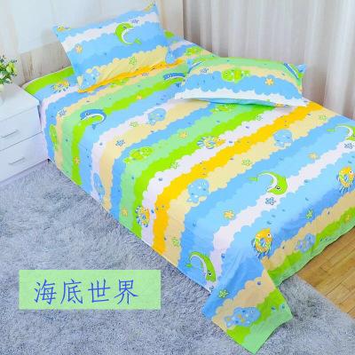 批发被罩 学生床上用品三件套 床单被套套件
