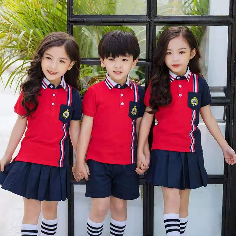 艾咪天使幼儿园园服 校服厂家