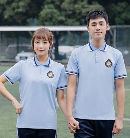 中学生校服运动风