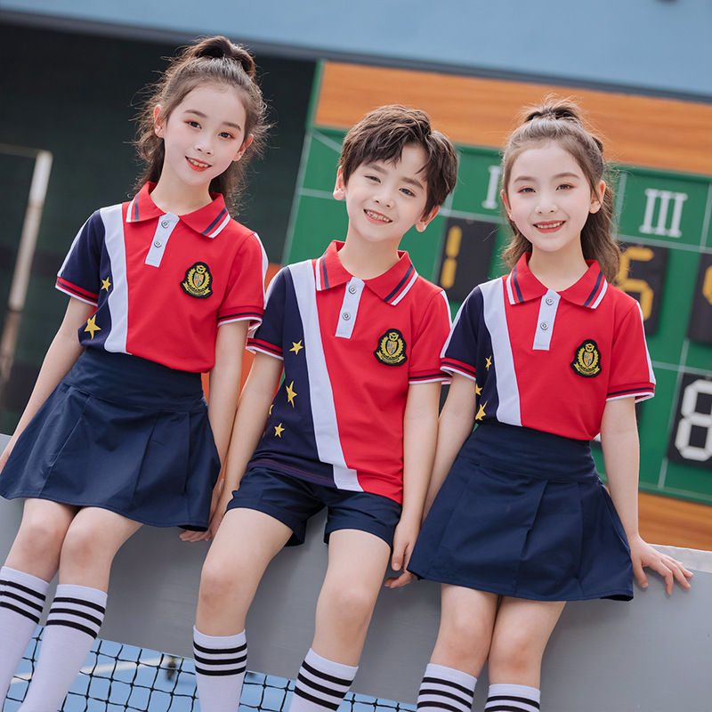 幼儿园园服运动时尚风格 艾咪天使