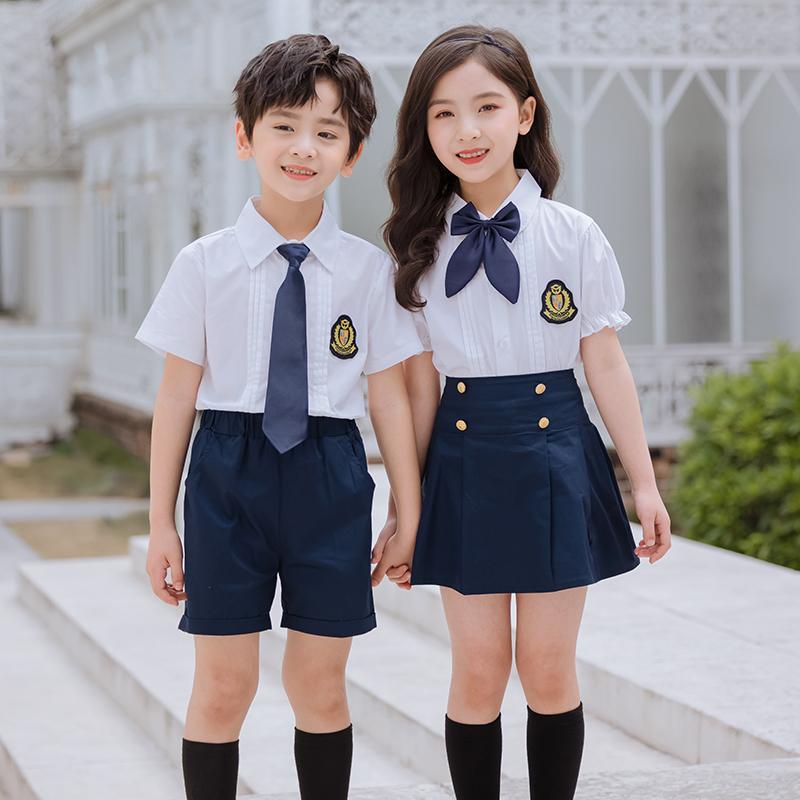 中小学生校服园服英伦风套装