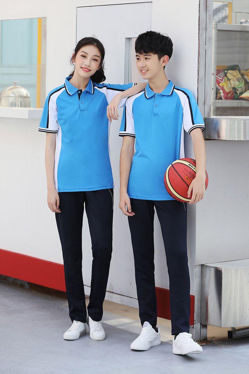 中小学夏款运动套装 艾咪天使