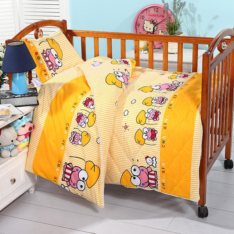 艾咪天使儿童午睡被褥幼儿园入园被套装
